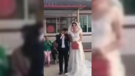 大喜的日子, 新娘一开口, 所有客人都跑了, 啥情况