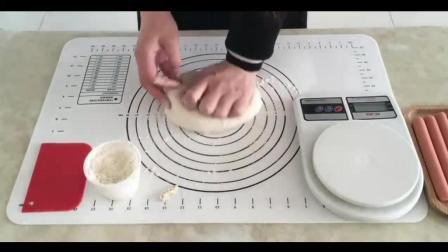 烘焙打面教程_烘焙视频在家自制汉堡, _蛋糕裱花教学视频用白巧克力做蜡烛蛋糕
