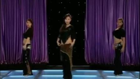 肚皮舞分解动作视频 肚皮舞成品教学视频 在家学习肚皮舞