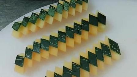 5种创意无限的水果拼盘, 收藏起来慢慢学