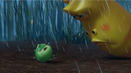《爆笑虫子》照顾吸血的小螨虫