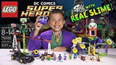 乐高DC漫画超级英雄集-Lego乐高城市小电影-儿童故事剧场★傲仔小天地★