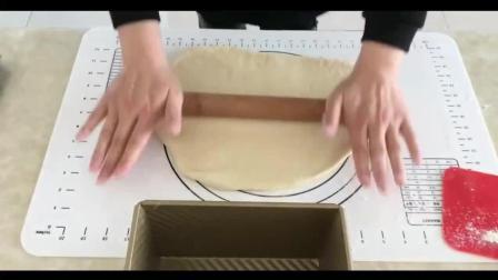 披萨烘焙教程._君之烘焙食谱视频教程全集_从零开始学烘焙
