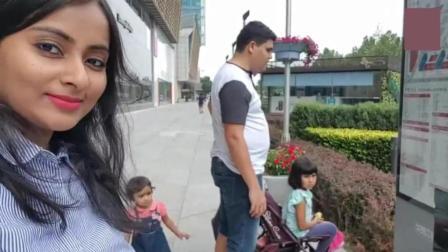 印度姑娘一家人游中国, 北京的街头治安和卫生的确比孟买好