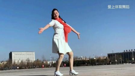 广场舞《老公老公我爱你》美女跳的真棒!