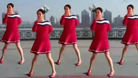 广场舞《花桥情歌》, 一支轻松愉快的广场舞送给大家