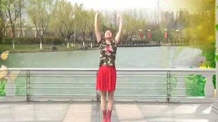 广场舞《还是她最美》舞感美艳, 给人以美的熏陶!