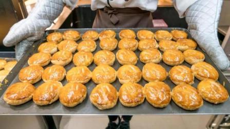深圳美食: 深圳本土烘焙店, 卖了18年老婆饼, 反正我从小吃到大!