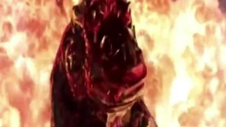 4分钟带你看完恐怖片《极度深寒》, 深海巨兽海怪偷袭豪华游轮!