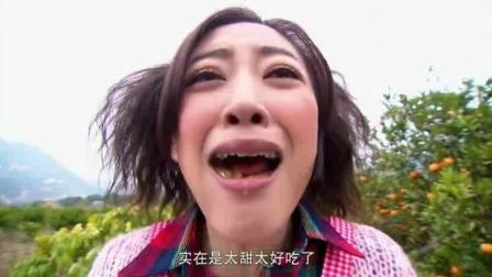 吃橘子我只服应采儿? 不知道陈小春看了会不会打她