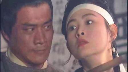 98版《水浒传》最过瘾的一段, 武松嫂! 大快人心!