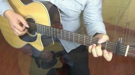 《Attention》指弹吉他演奏曲七星指弹教室