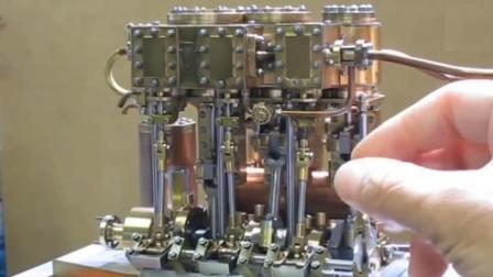 制作精密的金属机器, 收藏上品!
