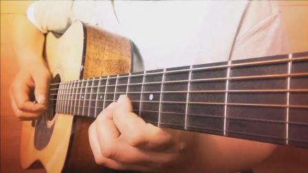 《Attention》指弹吉他曲教学视频预告内容