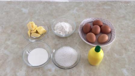 自制烘焙电烤箱教程 千叶纹蛋糕的制作方法 烘焙蛋挞视频免费教程