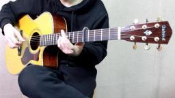 加百列LR系列单板吉他一分钟音色试听靠谱吉他乐器专营店