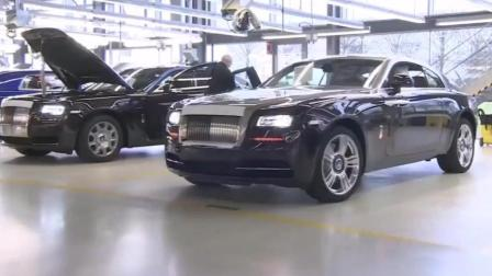 探秘劳斯莱斯汽车工厂, 深度揭秘顶级豪车诞生过程
