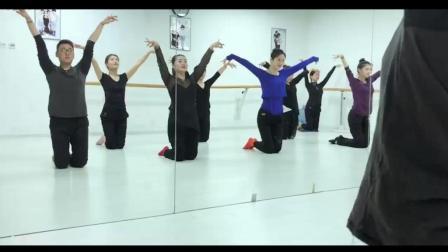 烨冉敦煌舞青少年普及教程, 内部高级教师培训《软手》, 以艺传道