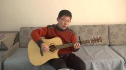 吉他弹唱《不再联系》