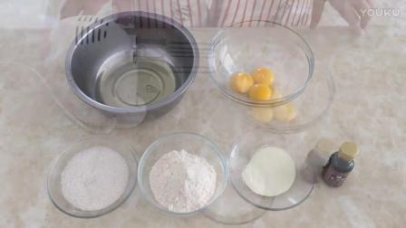 烘焙做法视频教程 手指饼干的制作方法 烘焙大全视频教程