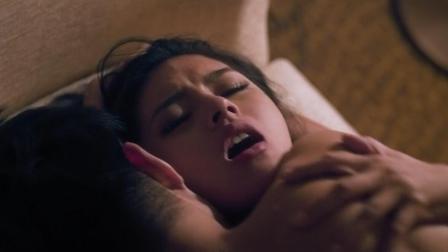 香港电影《小姐诱心》床吻戏