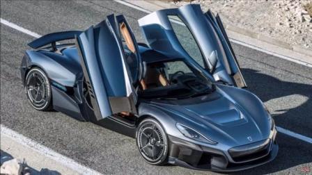 2020年电动超跑Rimac C TWO来袭, 1.85秒加速破百2000匹马力!