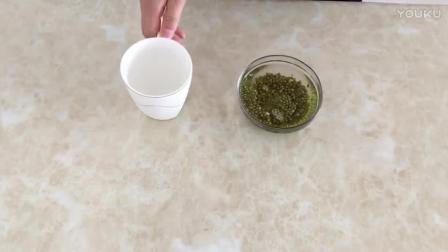 烘焙蛋卷制作视频教程 绿豆冰棒的制作方法 家用烘焙面包视频教程