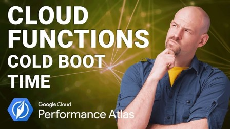 Cloud Functions Cold Boot Time