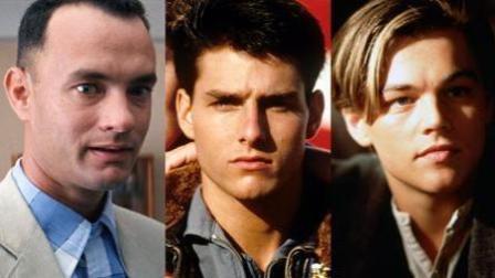 当代好莱坞五大男影星, 明星制金字塔顶端的象征