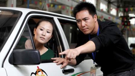 女子为拿驾照学车31年, 网友: 毅力可嘉, 但是千万不能让她过!