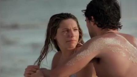 两男一女被困到了荒岛上, 考验人性的时候到了
