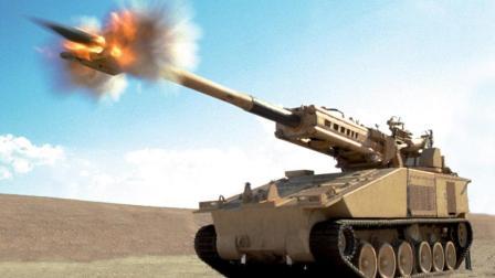 中国研制最新76自行防空高炮, 可发射集束破片子母弹, 以后坦克追着打直升机!