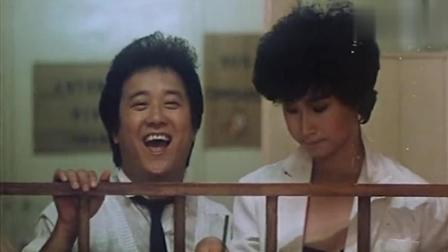 香港电影: 石天出来看到曾志伟和她自己很不高兴!