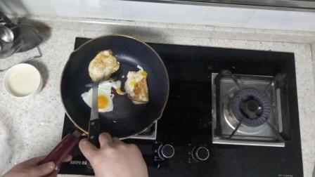煎荷包蛋的做法 舌尖上的中国 diy煎蛋的做法视频