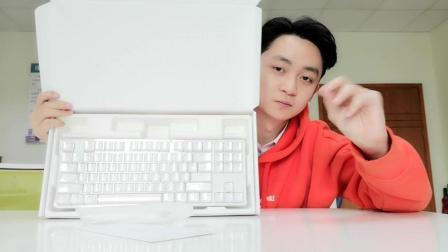【快体验】年轻人的第一块键盘! 299元的小米机械键盘开箱