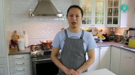 做生日蛋糕视频 做简单的蛋糕 蛋糕培训学校烘焙原理知识