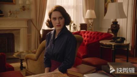 了不起的麦瑟尔夫人, 女儿想要复婚, 告诉爸爸, 看这个爸爸的反应表示太可爱了