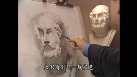 无锡美术培训素描教程初学视频, 国画教程从零基础开始, 素描入门五行素描排线