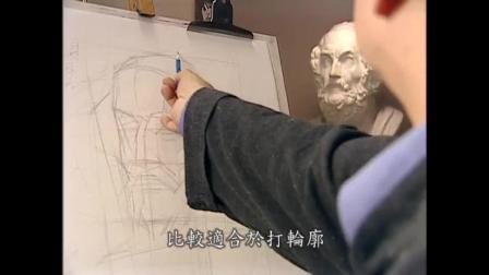 怎样画油画3d立体画图片素描教程, 素描教程排线, cad中国画教程视频空间几何体的三视图