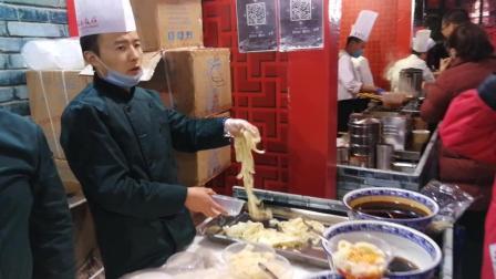 西安凉皮、烤包子、炒凉粉, 西安的民间美食在大唐不夜城大放异彩