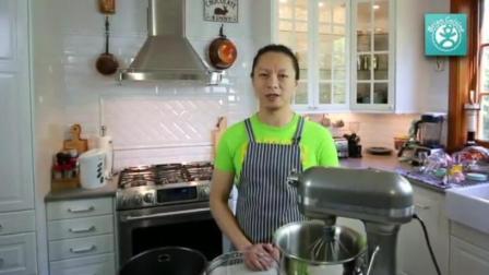 重乳酪蛋糕的做法 烤箱制作蛋糕的方法和材料 蛋糕师傅培训学校