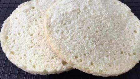 8寸千层蛋糕的做法 烘焙甜品 日式轻乳酪蛋糕的做法