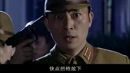 国军美女特工潜入医院被日军包围, 挟持少佐, 打残敌人