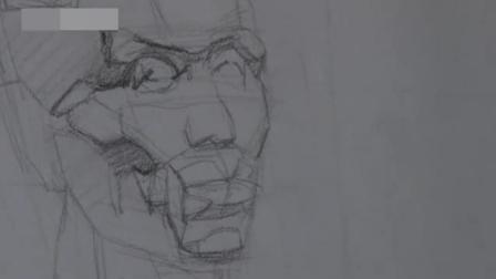 铅笔画教程动漫女 学素描的步骤 素描头像女生简单可爱