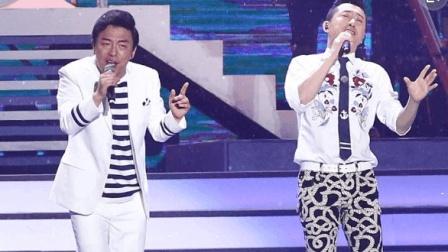 影帝黄渤和听音乐天王哈林合唱《水手》, 他俩能把郑智化玩到崩溃