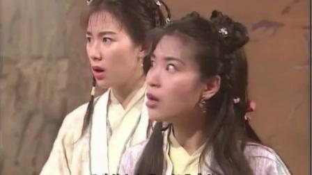 6神雕侠侣:颜值巅峰时期的古天乐,演绎小痞子杨过!!
