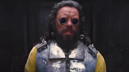 《黑衣人3》犯人在月球最高监狱越狱, 开启复仇模式, 好经典
