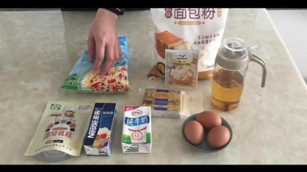 蛋糕烘焙教程_烘焙视频免费教程外国_蛋糕裱花教学视频把饼干画成热狗