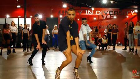 【UrbanDance.Cn】Yanis Marshall Heels 编舞《IF》Urban Dance Choreography
