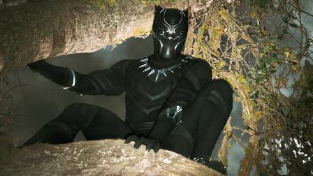 :谁语聊漫威宇宙新英雄电影《黑豹》观后感